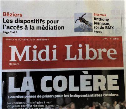 Couverture Midi Libre